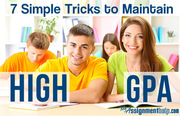 Receive Tips to Maintain High GPA in Australia from MyAssignmenthelp.c